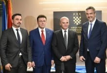 The Croatian Chamber Of Commerce Opens Office In Serbia
