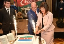 The First Century Of Azerbaijan Marked in Belgrade