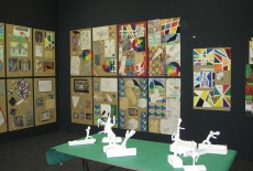 STUDENT ART EXHIBITION, 2011