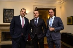 The launch of Dutch-Serbian Business Association