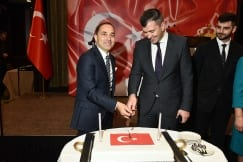 Turkish Embassy Marks 95th Anniversary of Republic Day