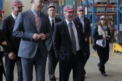 U.S. Ambassador Visited Nelt