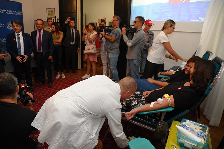 U.S.-Embassy-Commemorates-September-11-With-a-Blood-Drive-9