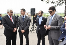 UAE Embassy Host 'The Power Of The Union' Exhibition