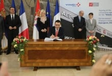 Vinci Signs Belgrade Nikola Tesla Airport Concession