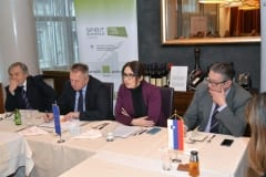 Working Breakfast of the Slovenian Business Club