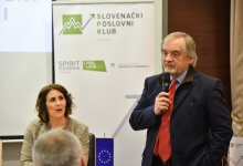 Working Meeting Of The Slovenian Business Club