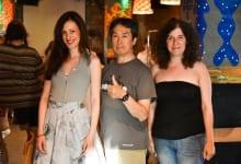 "World Premiere of Japanese Director's film ""Laika"""