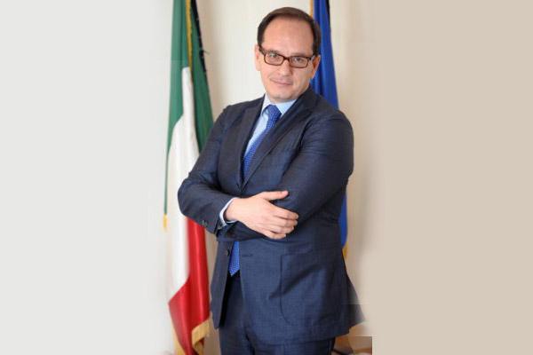 Giuseppe Manzo Ambassador Of Italy To Serbia