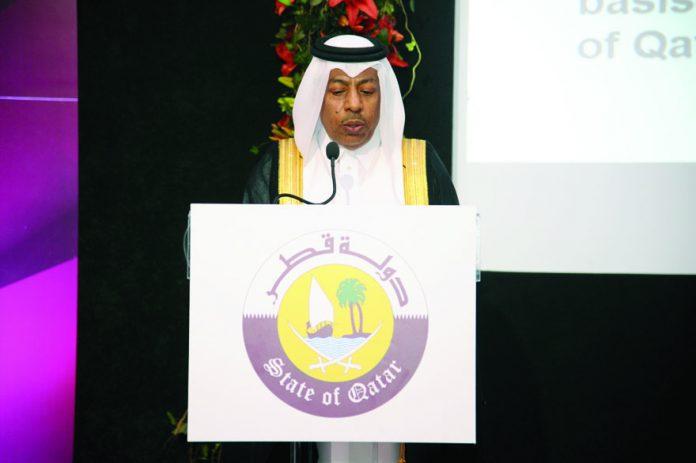 Sheikh Mubarak Fahad Al-Thani, Qatari National Day