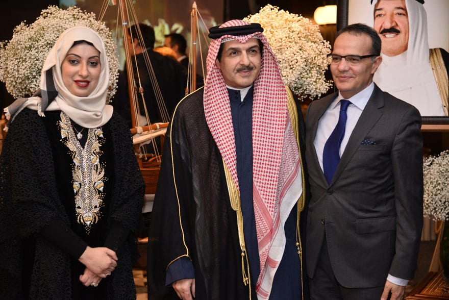 Ahmad Abdulsamad, 55th Anniversary of Kuwait's Independence Yousef