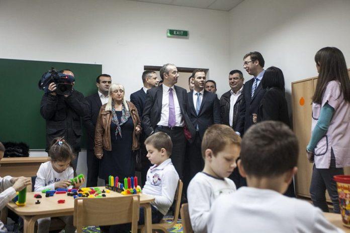 EU Builds School in Obrenovac