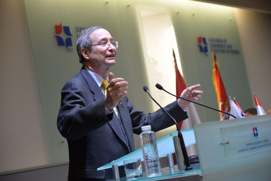 Christoph Leitl Memorandum on Dual Education