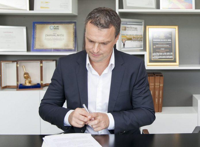 Jovan Stojanović, Managing Director at Direct Media