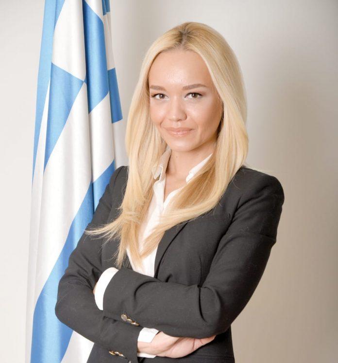 Fanina Kovačević-Popaz Hellenic Business Association