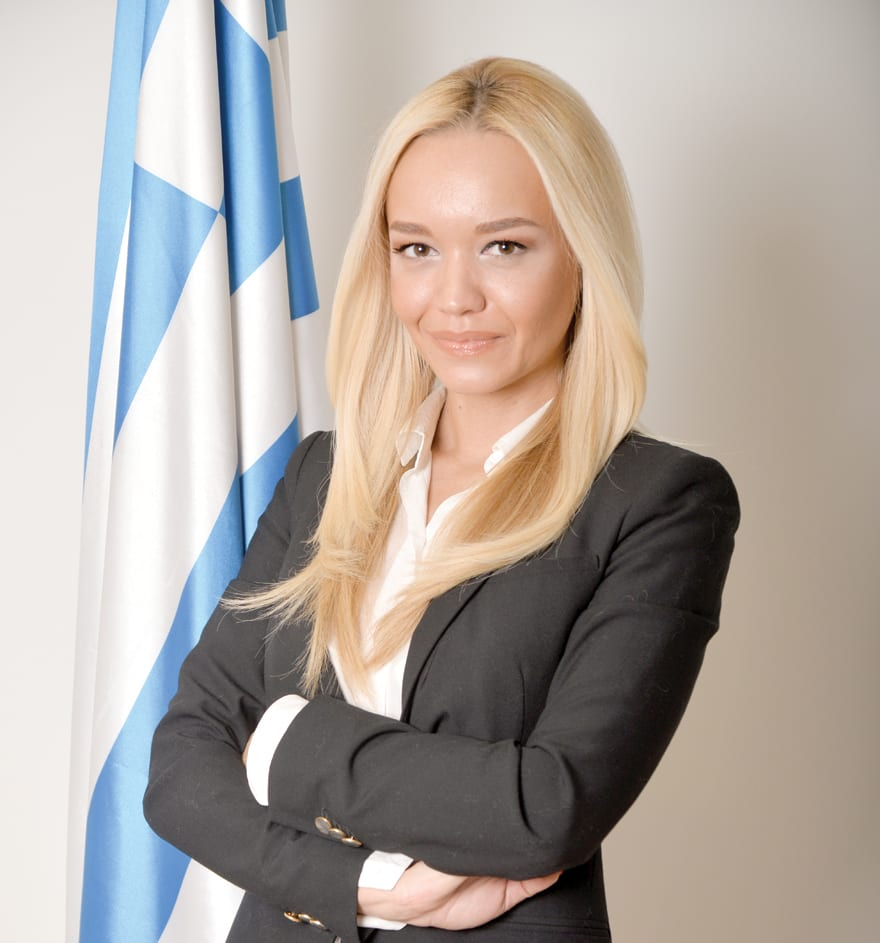 Fanina Kovačević-Popaz Hellenic Business Association