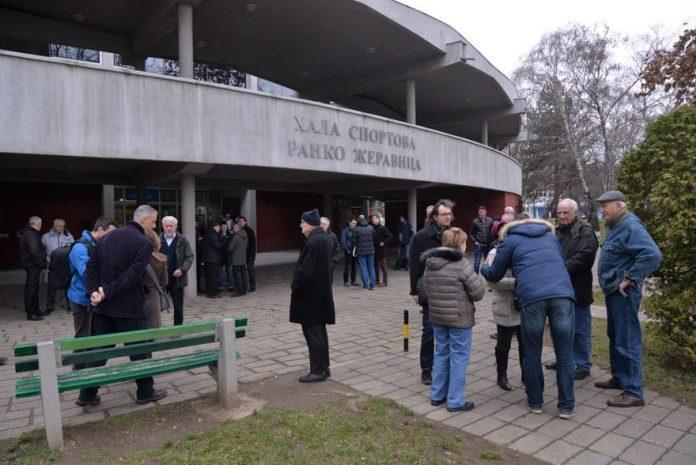 Ranko Žeravica Sports Hall Opens
