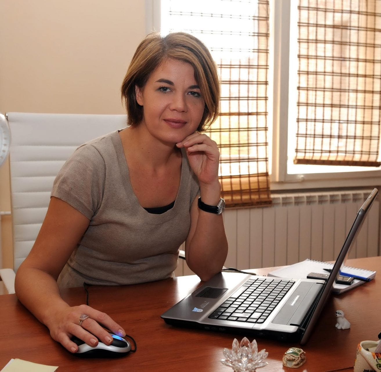 Marina Grihović, General Manager Of PR Agency Headline & Partner
