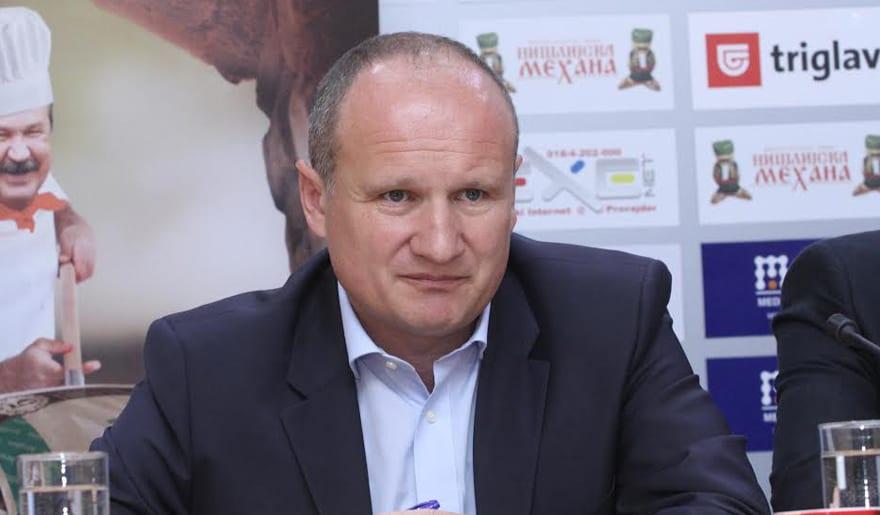 Aleš Mozetič, generalni direktor kompanije Don Don