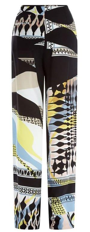 Antonio Berardi Silk Trousers