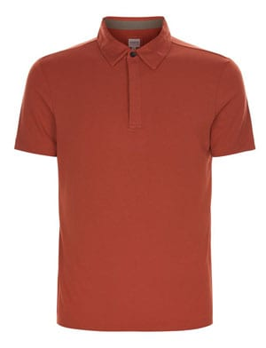 Armani Jersey Polo Shirt