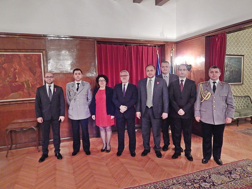 National Day of Bulgaria Marked