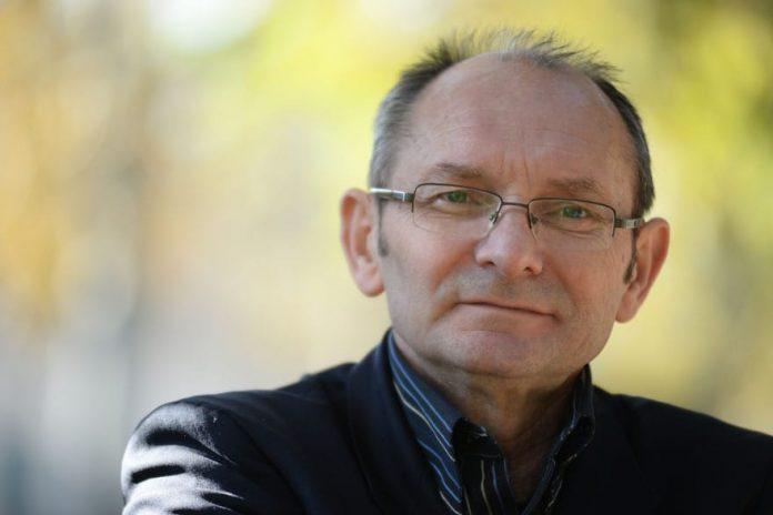 Dejan Nikolić Director of Belgrade Marathon