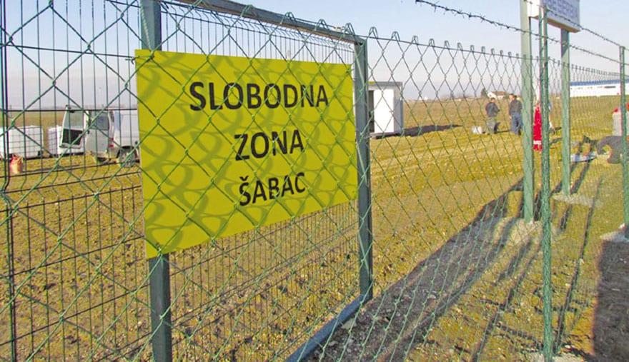 Free Zone Sabac
