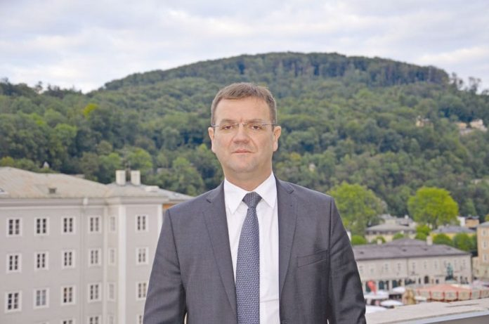 Goran Miljković, President Of The Municipality Of Bela Palanka