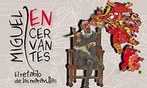 Izlozba Migel u Cervantesu Pozornica Cudesa