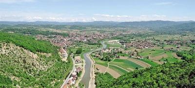 Kucevo Panorama
