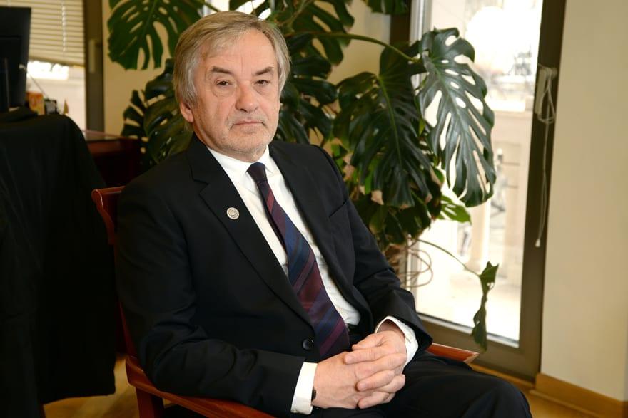 Vladimir Gasparič, ambasador Slovenije u Srbiji