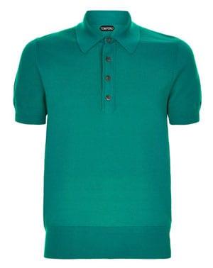 Tom Ford Cotton Polo Shirt