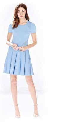 Trace Knit Dress