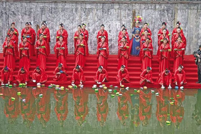 Women's Day In China