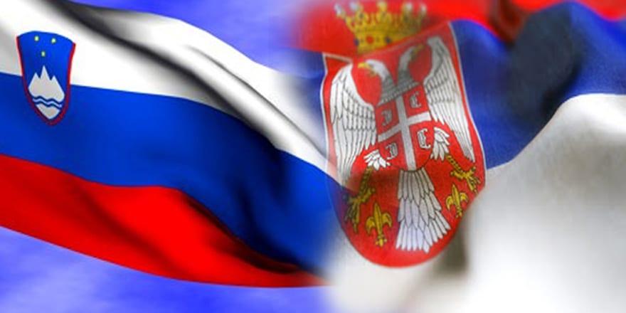 Serbia and Slovenia Veliki potencijal za produbljivanje saradnje