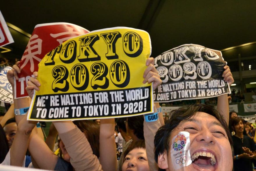 Tokyo Summer Olympic Games 2020