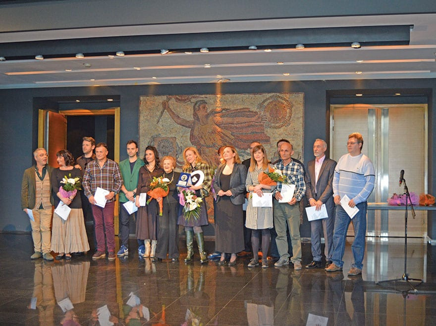 Yugoslav Drama Theatre Day Dobitnici godisnjih nagrada 1press