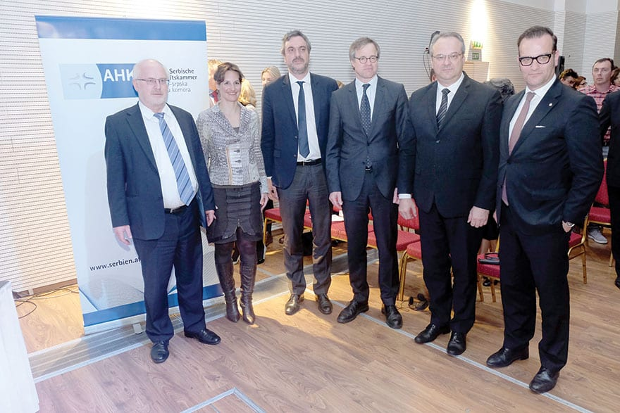 German-Serbian Chamber of Commerce established