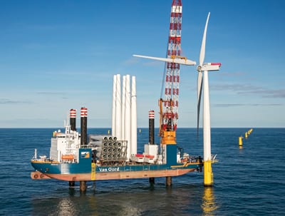 Netherlands Clears Path for Offshore Grid