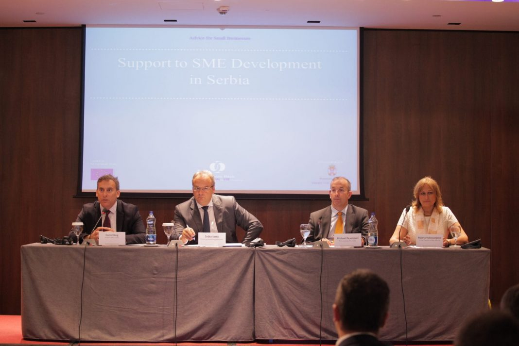 EBRD to Continue Supporting Serbian Companies