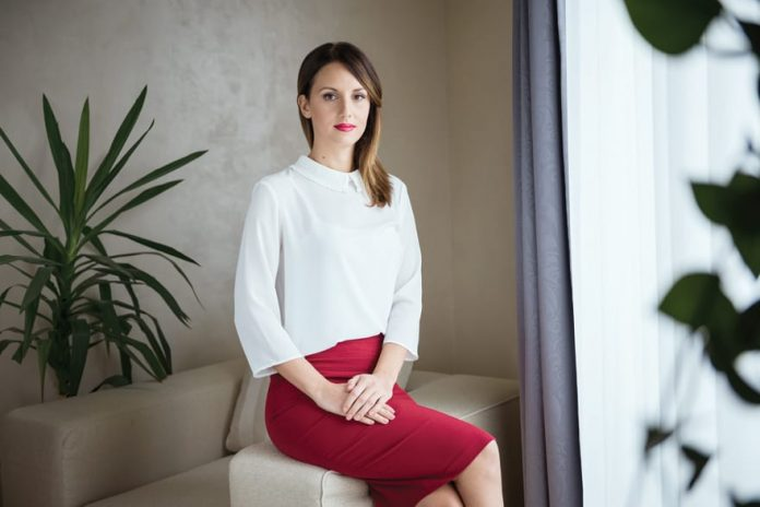 Jovana Mladenović, Communications Manager at Carlsberg Serbia