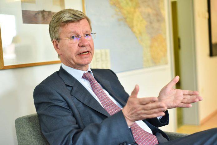 Christer Asp, Swedish Ambassador to Serbia