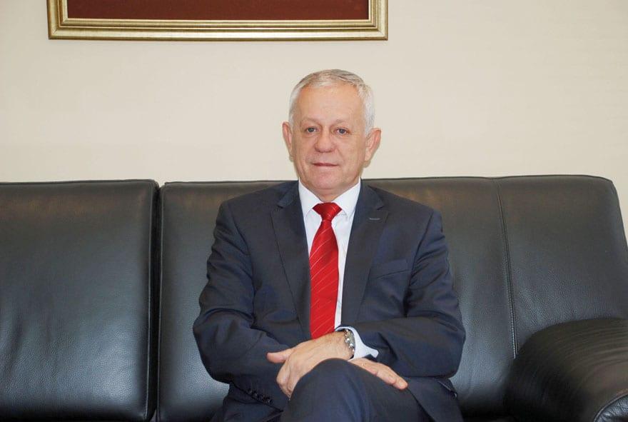 Galeb Group President Radoslav Rade Veselinović
