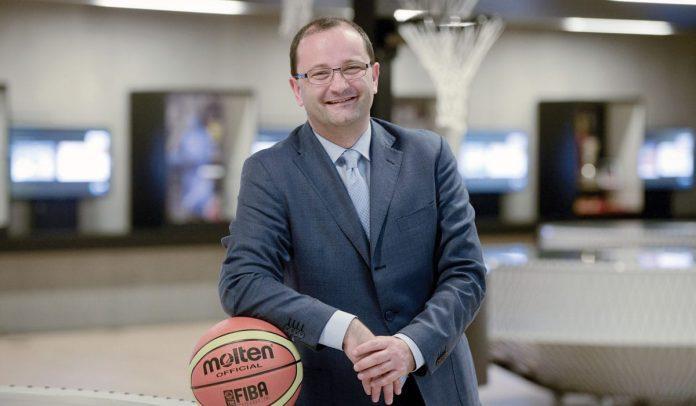 PATRICK BAUMANN FIBA