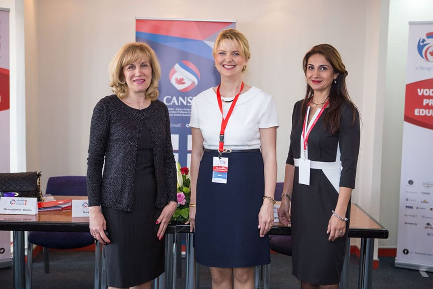 Canadian Educational Programme LEADER Project Serbia