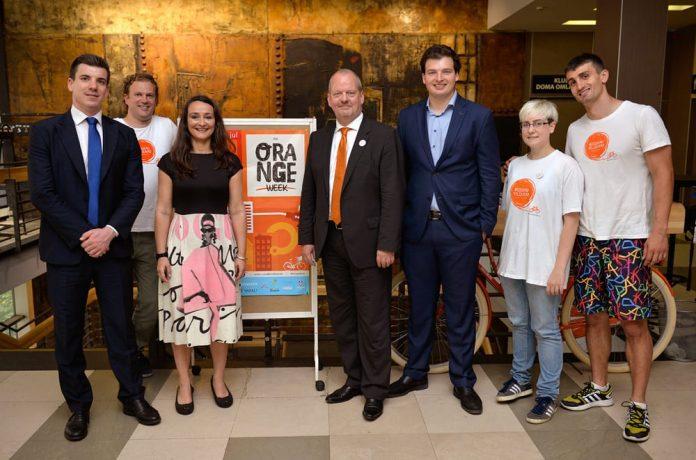 Orange Week – Dutch Week in Belgrade