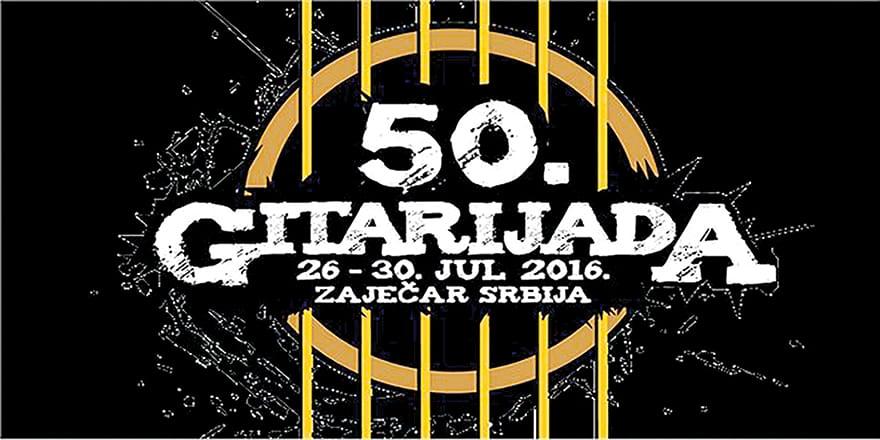 50th Gitarijada