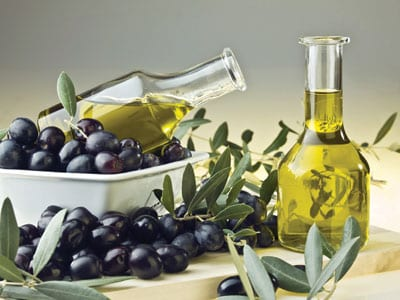 Adriatic airea is known for cultivation of olives
