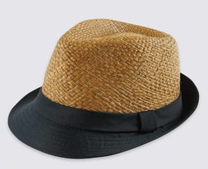 Brim Trilby Hat